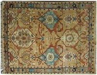 Hand Knotted Decorative Carpet