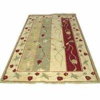 Indo Nepali Gold Carpets