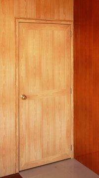 Multi Panel Door With Door Frame