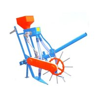 Automatic 2 Raw Seed Drill