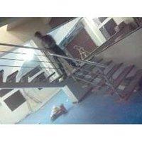 Metal Stair Railing Grills