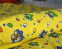 Cotton Flannel fabric For Baby