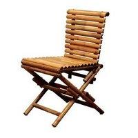 Designer Bamboo Study Chair