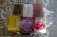 Colorful Gift Soap Basket (Gb008)