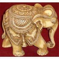 Designer Resin Elephant Statues