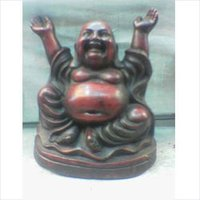 Resin Laughing Buddha Statues