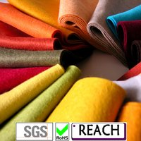 Colorful Wool Felt For Craft And Decoration