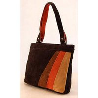 Fancy Ladies Suede Bags
