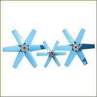 Frp Fan Blade Assembly
