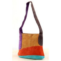 Suede Ladies Fancy Bags