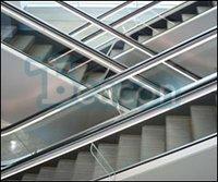 Airport Escalators
