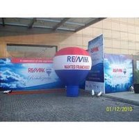 Promotional Stand Balloon For Malls