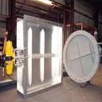 Motorized And Pneumatic Multi Louver Dampers
