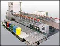 Rotary Screen Printing Machinery