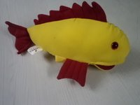 Fish Toy Puppet