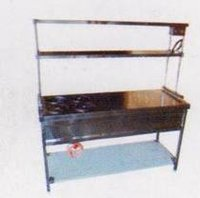 Pickup Counter With Bain Marie