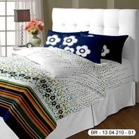 Exotic Cotton Latest Bed Sheet