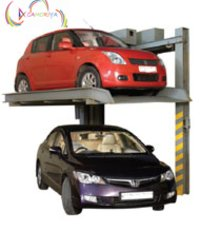 Cantilever Stack Car Parking System
