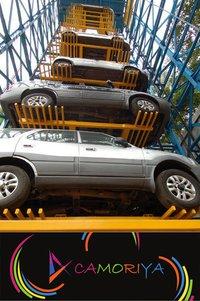 Elevator Type Car Parking