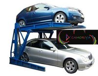 Traction Motor Car Parking System