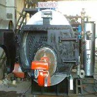 Reillo Burner Gas Fired Boiler