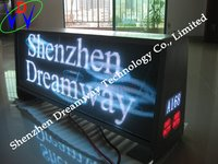 Venezuela Taxi Top Led Display For Advertising