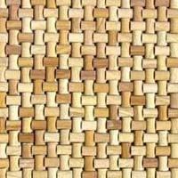Bull Nose Mat Mosaic Stone