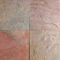 Copper Dark North Slate Tiles