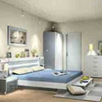Elegant Bedroom Bed