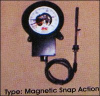 Magnetic Snap Action Type Temperature Gauge