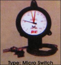 Micro Switch Type Temperature Gauge