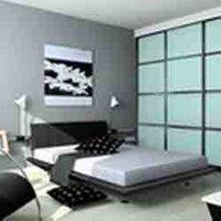 Modern Bedroom Bed