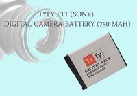 Tyfy Ft1 (Sony) Digital Camera Battery (750 Mah)