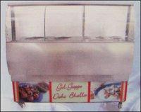 Gol Gappa And Dahi Bhalla Display Counter