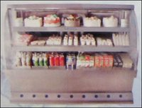 Sweets And Bakery Display Counter (Mr002)