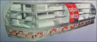 Sweets And Bakery Display Counter (Mr007)