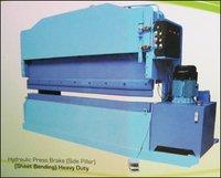 Heavy Duty Hydraulic Press Brake (Side Pillar)