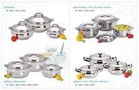 Stainless Steel Hot Pot Casseroles