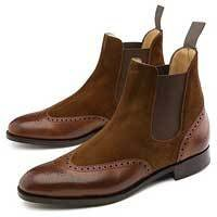 Leather Horse Riding Boots