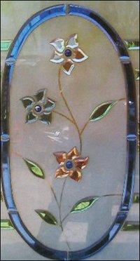Acid Texture Glass Work
