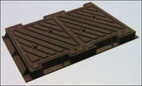 Carriageway Manhole Cover With Frame