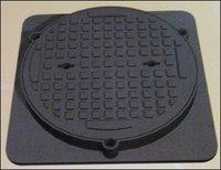 Circular Type Manhole Cover