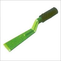 Plastic Handle Khurpa