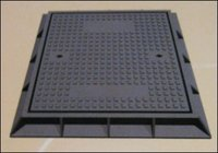Single Seal Solid Top Manhole Cover