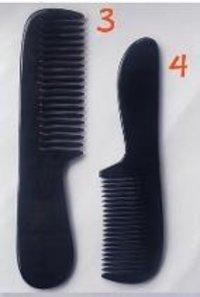 Fancy Black Color Comb