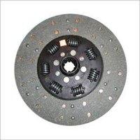 Clutch Disc and Clutch Cover