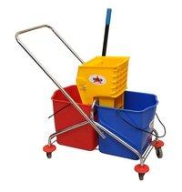 Housekeeping Double Trolley