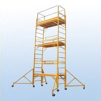 18 Ft Steel Multi-Use Scaffolding Set (Sm-Ss05)