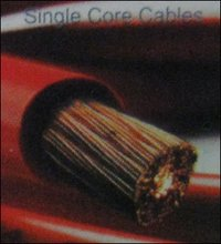Single Core Cables
