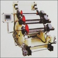 Inclined Three Roll Calender Equipped With Plc Control Printing Machine
